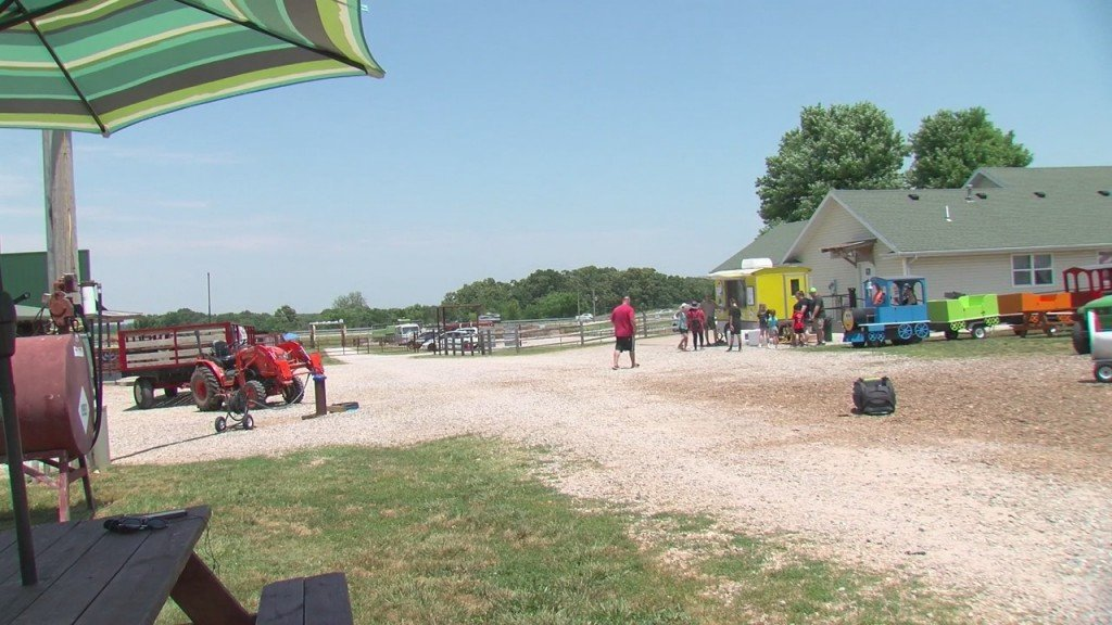 Today Is Father's Day, And Some Four Staters Spent The Day At A Local Farm To Show Thanks To Their Dads And Father Figures