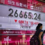 Asian Stocks Mostly Lower After Wall Street Highs