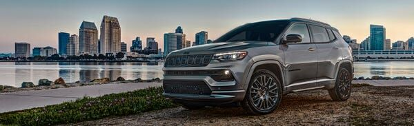 2022 Jeep Compass: Plusher Accommodations And Upgraded Tech