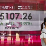 Asian Stocks Sink After Wall St Pulls Back From Record