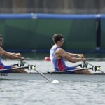 Olympics Latest: France Wins Gold In Men's Double Sculls