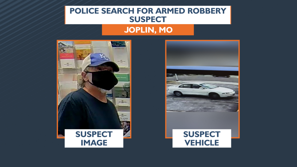 Armed Robbery At Great Southern Bank In Joplin Mo July 19 2021