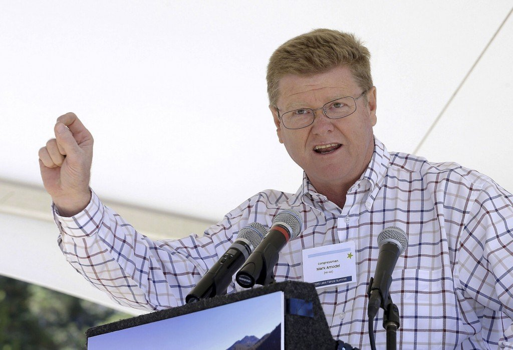 Nevada Rep. Amodei Discloses Cancer On Kidneys, Esophagus