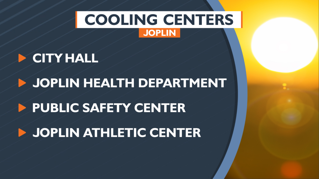 7 26 21 Cooling Centers