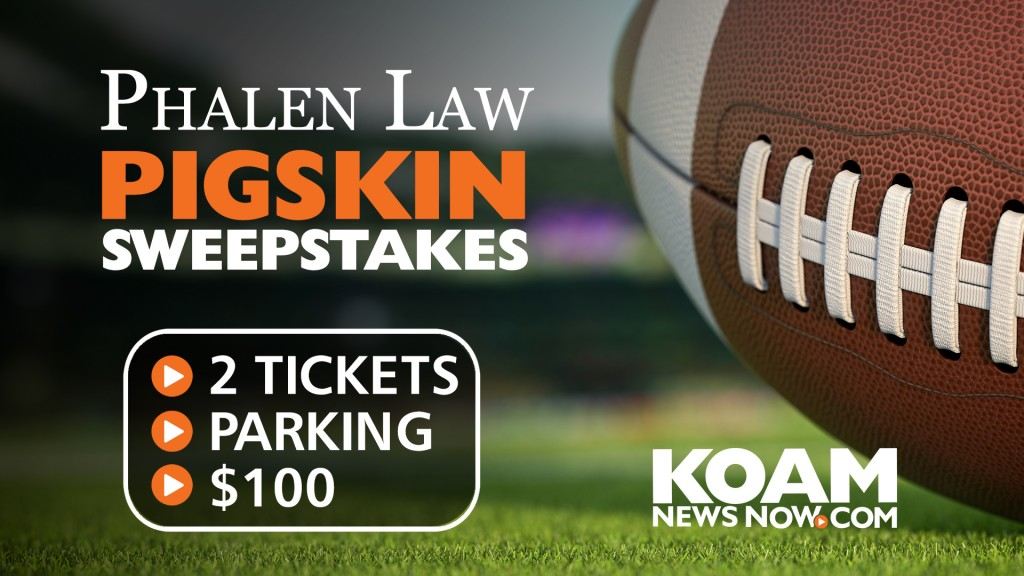 Pigskin Preview Sweepstakes 2021