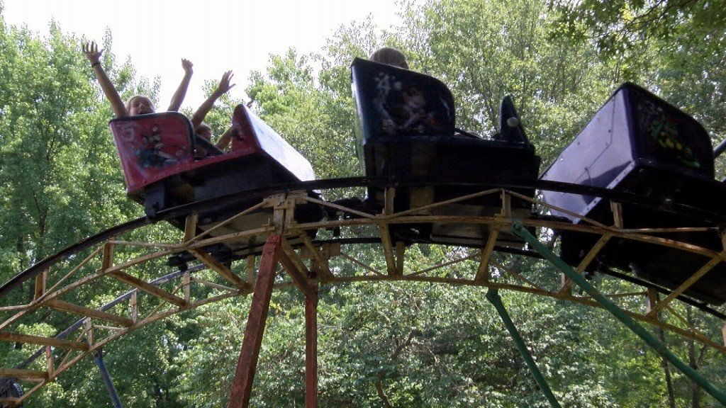 4th Of July Fun At Pittsburgs Kiddieland