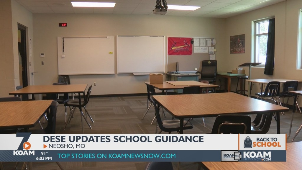 Missouri Department Of Education Releases New Back To School Guidelines In Wake Of Recent Covid 19 Surges.