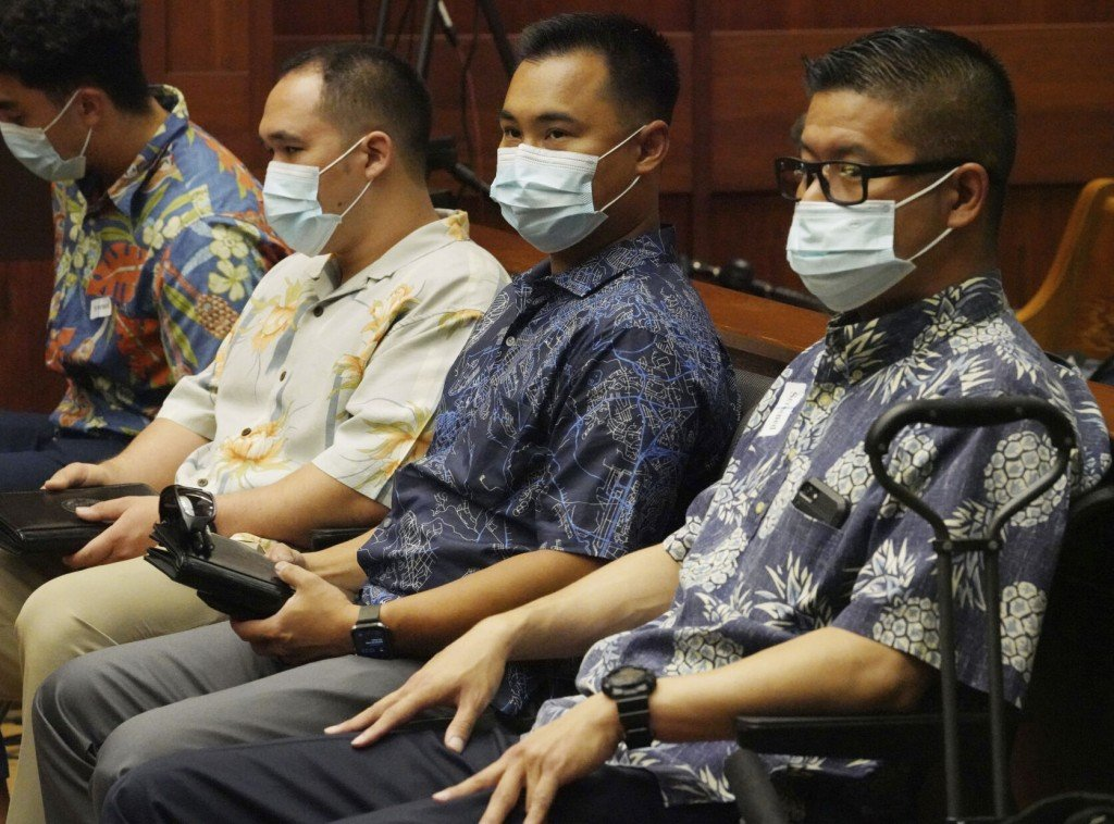 Honolulu Police Back In Court After Fatal Shooting Of Teen