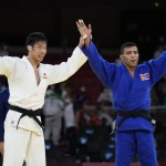 Olympics Latest: Nagase Wins Japan's 5th Judo Gold Of Games