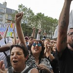 French Security Forces Brace For Anti Health Pass Protests