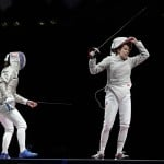 Olympic Latest: Russian Athletes Win Team Saber Fencing Gold