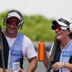 Olympics Latest: Spanish Duo Wins Mixed Trap Shooting Gold