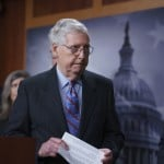 Infrastructure Bill Fails First Vote; Senate To Try Again