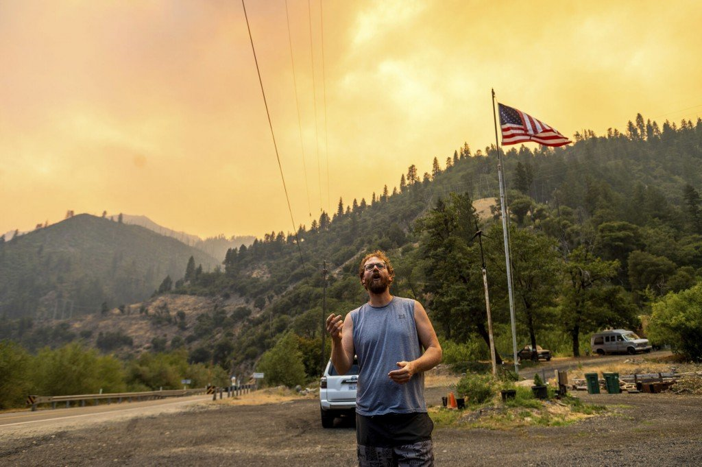 Utility Says Its Equipment May Be Linked To California Wildfire