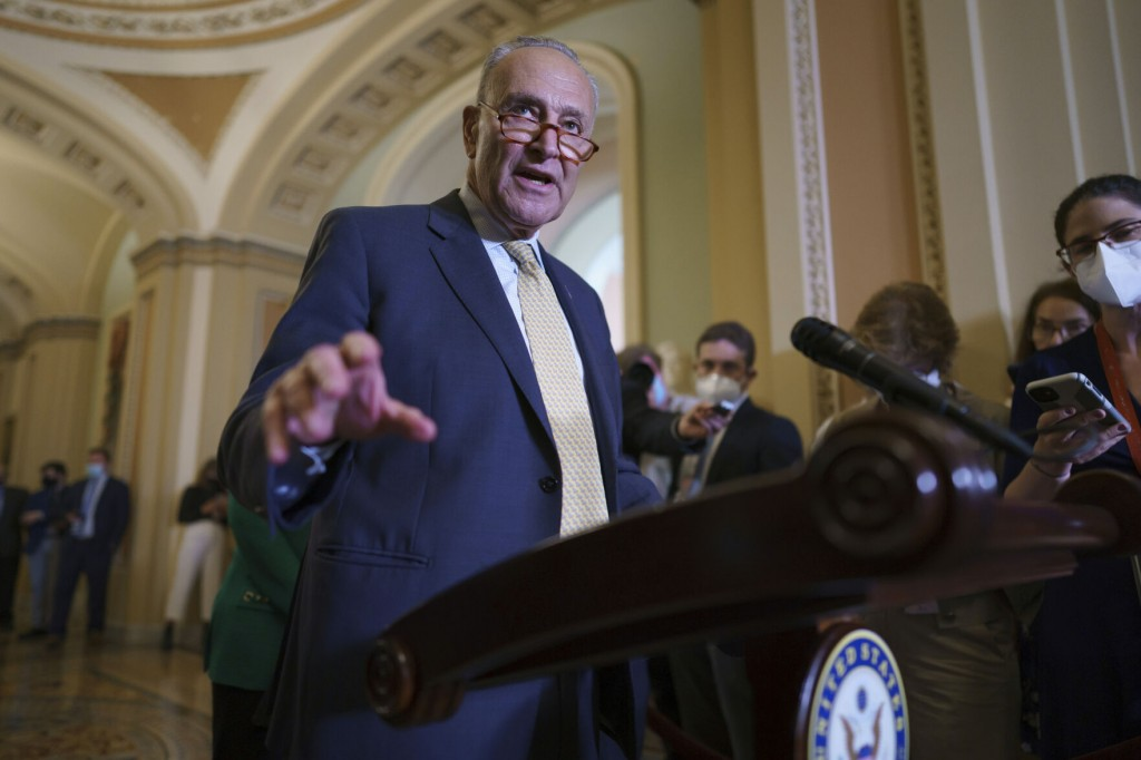 Senators, White House In Crunch Time On Infrastructure Deal