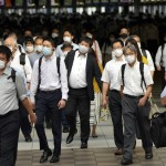 The Latest: Tokyo Hits 6 Month High In Cases Before Olympics