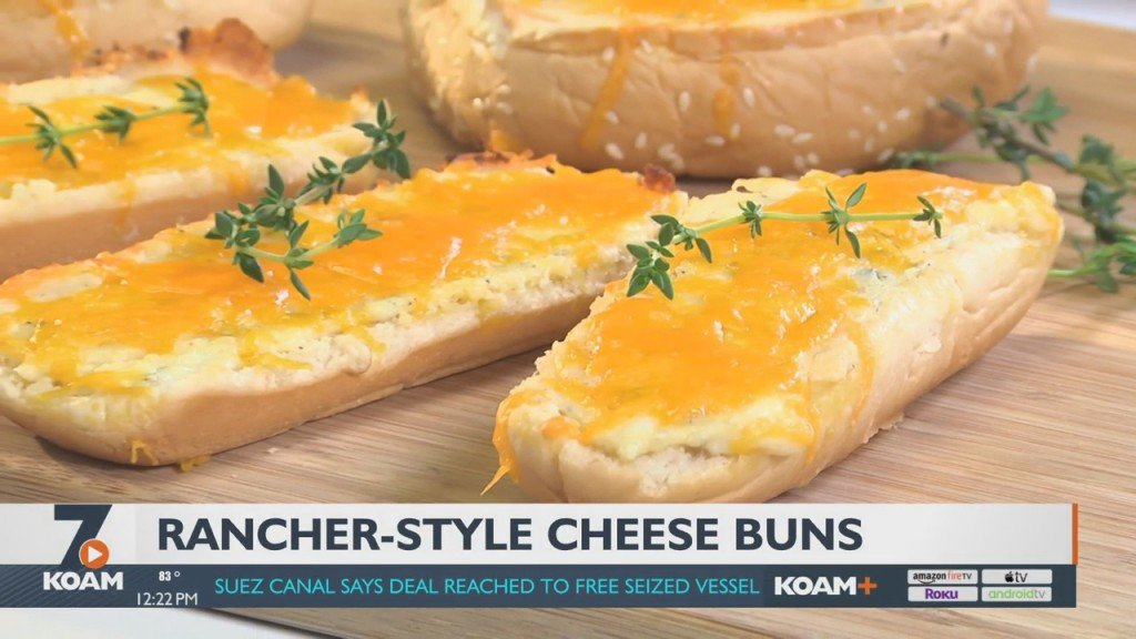 Mr. Food: Rancher Style Cheese Buns (7/5)