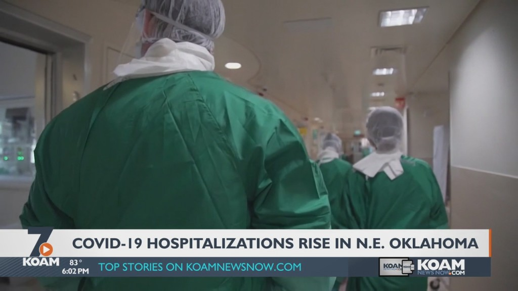 A Rise In Covid 19 Cases Puts Strain On Neo Hospitals