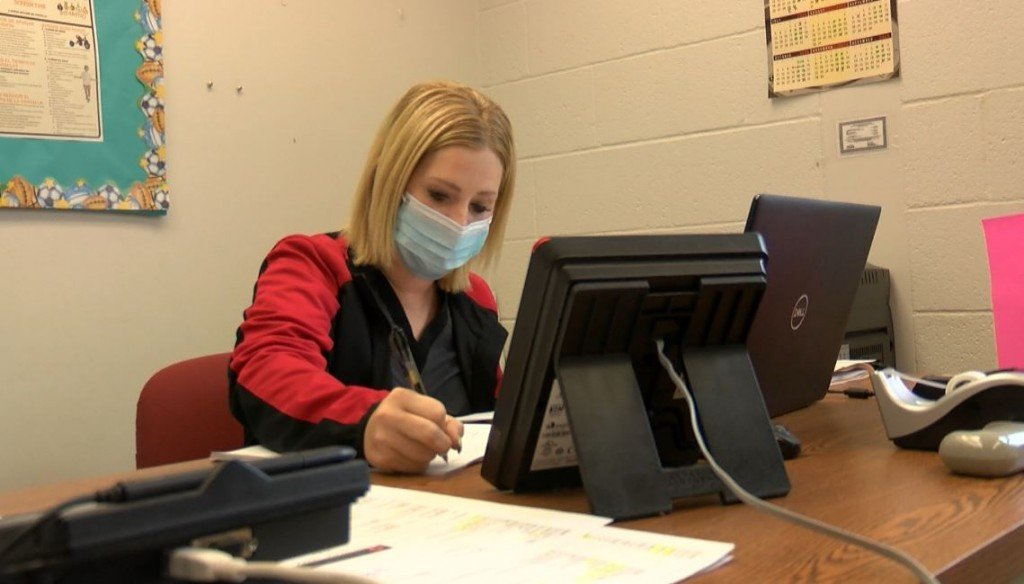 Contact Tracer At Jasper County Health Department