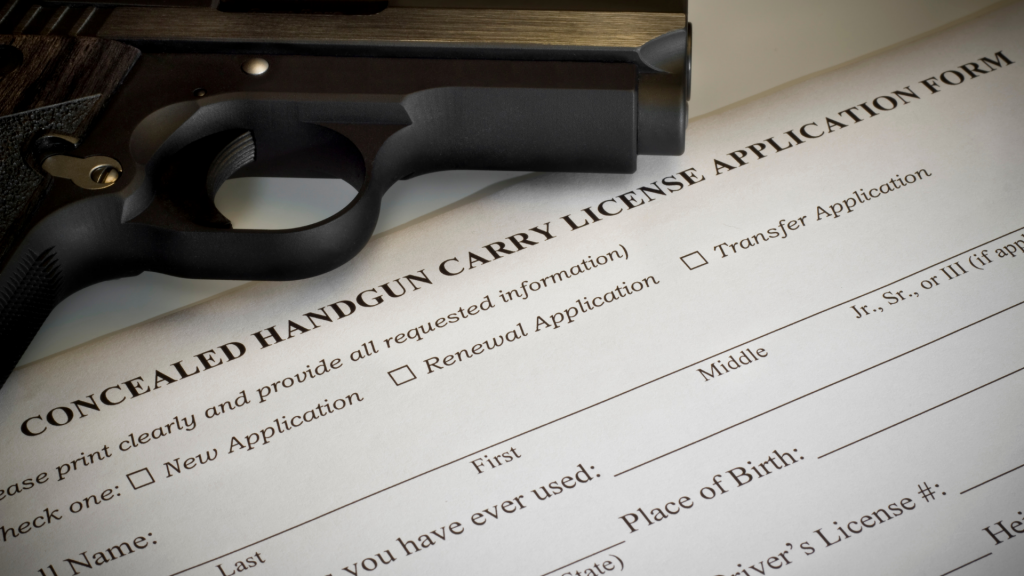 Concealed Carry Permit Alabama To Offer Lifetime Permit