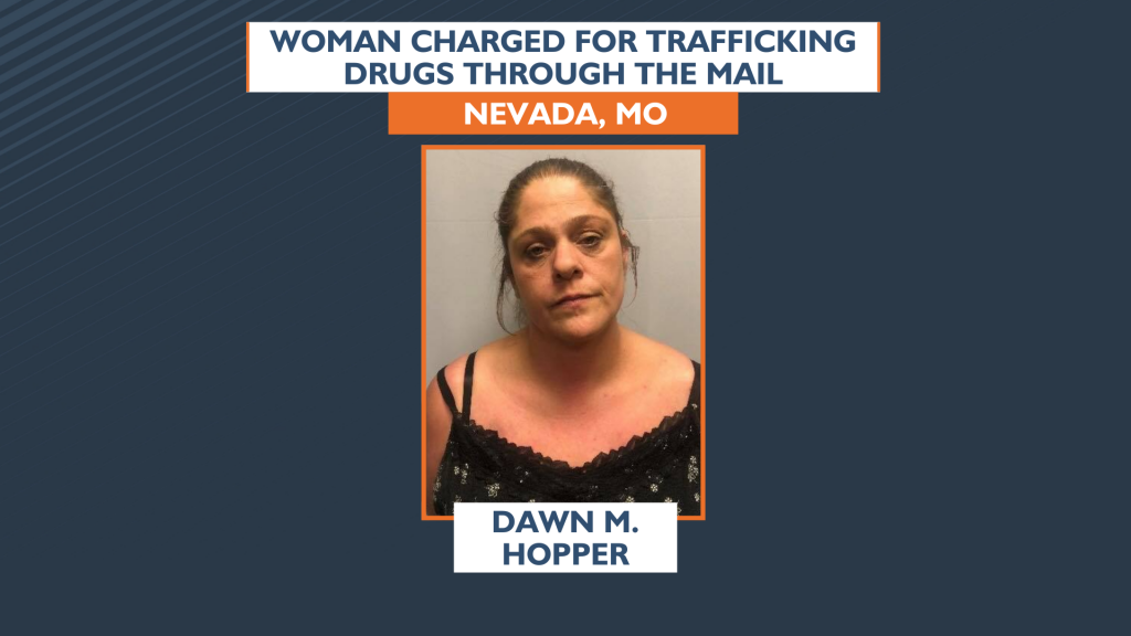 Woman Charged For Trafficking Drugs Through The Mail