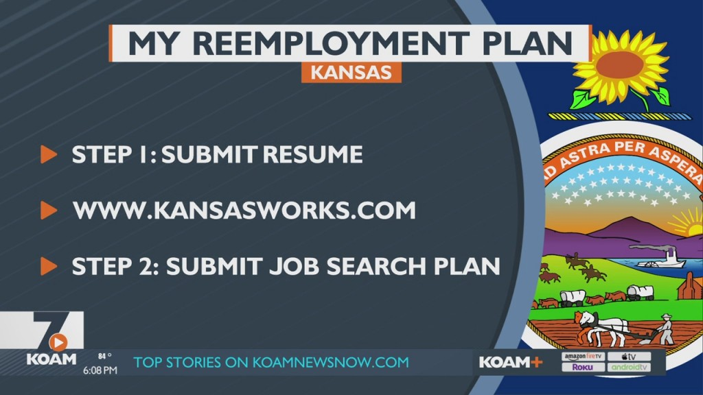 New Steps Added In Order To Receive Kansas Unemployment