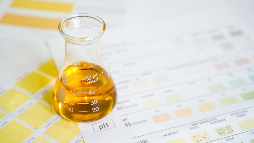 What Your Urine Color Can Tell You
