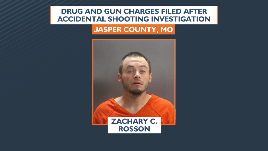 Drug And Gun Charges Filed After Accidental Shooting Investigation