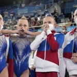 Russian Team Topples American Powerhouse With Biles Out