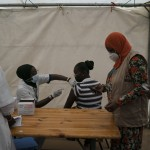 The Latest: West African Health Officials Race To Vaccinate