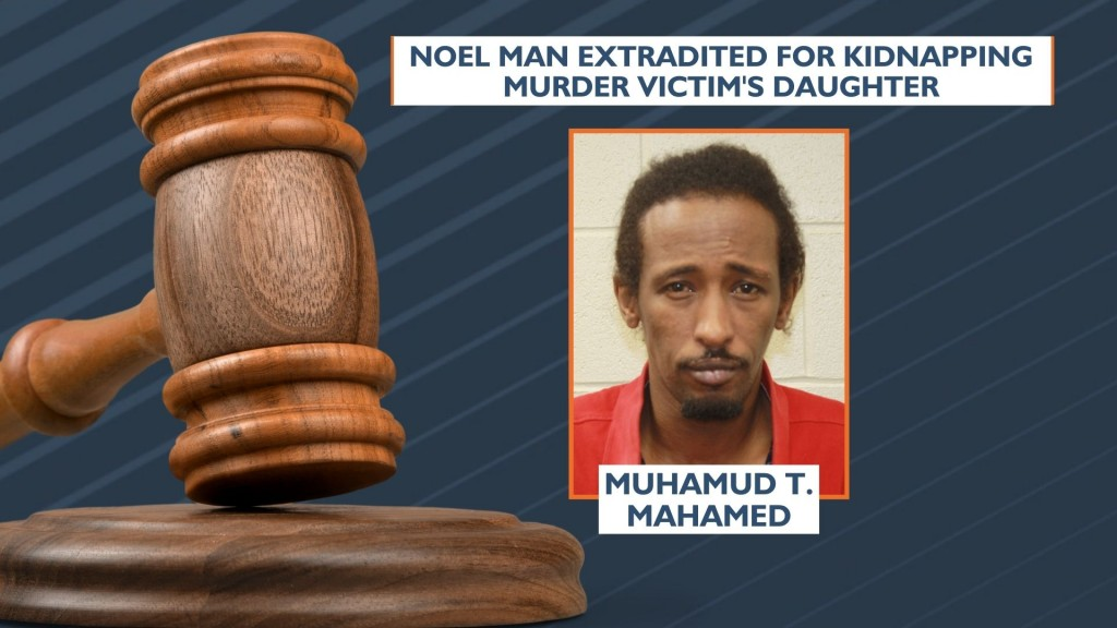 Noel Man Extradited For Kidnapping Murder Victims Daughter