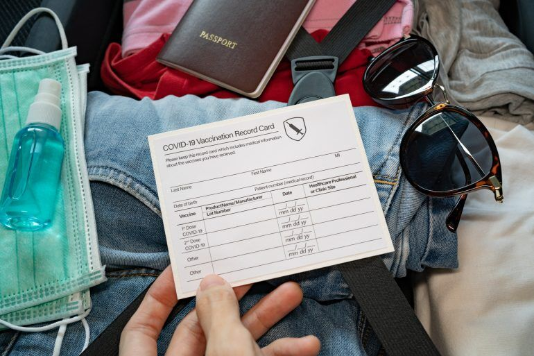 Should You Pack Your Covid 19 Vaccine Card For Your Next Trip?