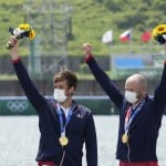 Olympics Latest: Australia Takes Rowing Gold In Women's Four