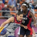 Olympics Latest: Us Women Win 3 On 3 Gold Medal