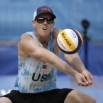 Olympics Latest: Big Beach Volleyball Win For New Us Team