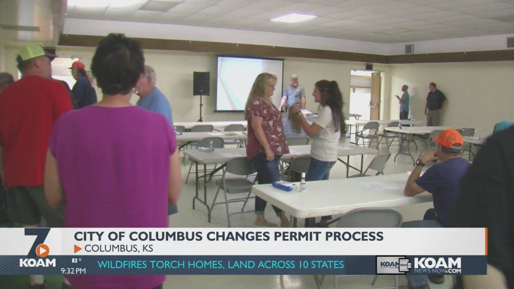 Columbus Makes Changes To City Codes And Permit Policies