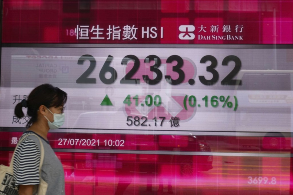 Asian Stock Markets Mixed After Wall Street Rises To Record