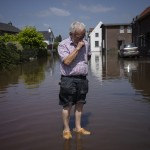This Year's Summer Of Climate Extremes Hits Wealthier Places
