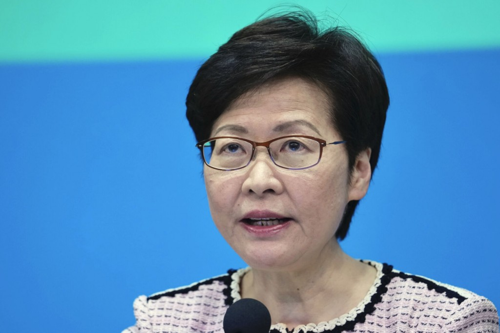 The Latest: Hong Kong Updates Travel Rules To Fight Virus