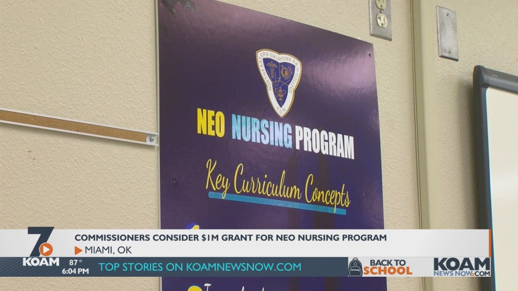 Nursing Shortages Are An Ongoing Problem For The 4 States, But One Ottawa County Commissioner Wants The County To Team Up With An Area College To Fix This