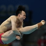 Olympics Latest: Chinese Win Gold, Silver In Springboard