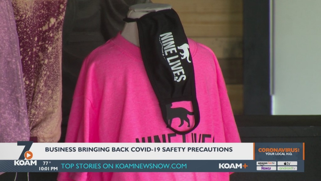 A Joplin Business Is Taking Extra Precautions To Keep Staff And Customers Safe Amid The Current Rise Of Covid 19 Cases In The Area