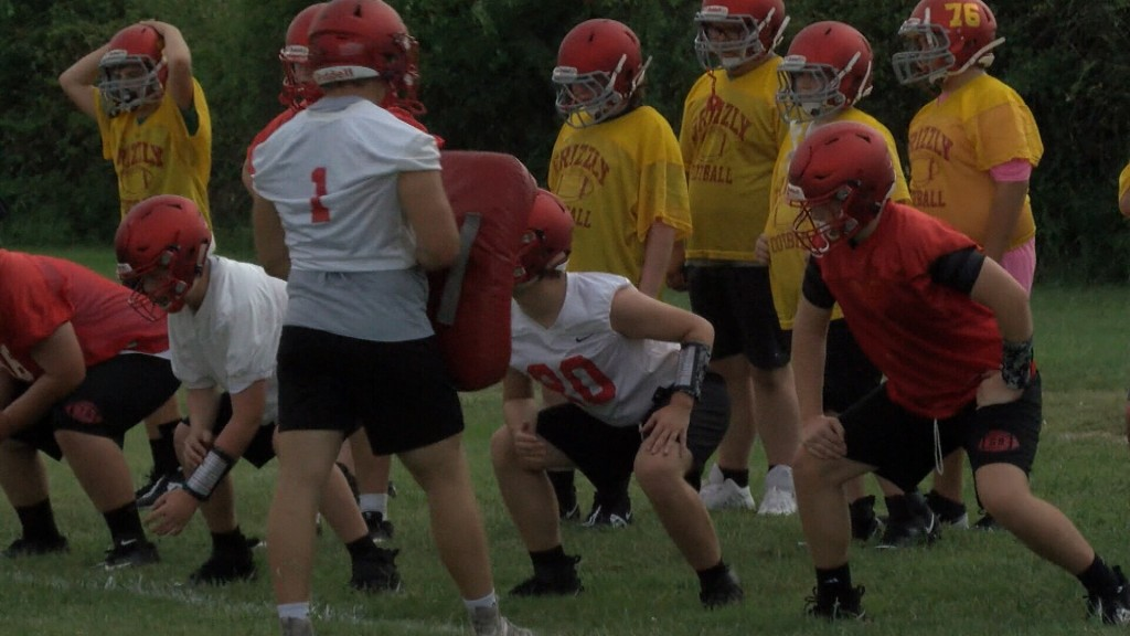 Young Labette County Roster Brings Energy In First Week Of Practice