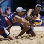Olympics Latest: Another Us Team Ousted In Beach Volleyball