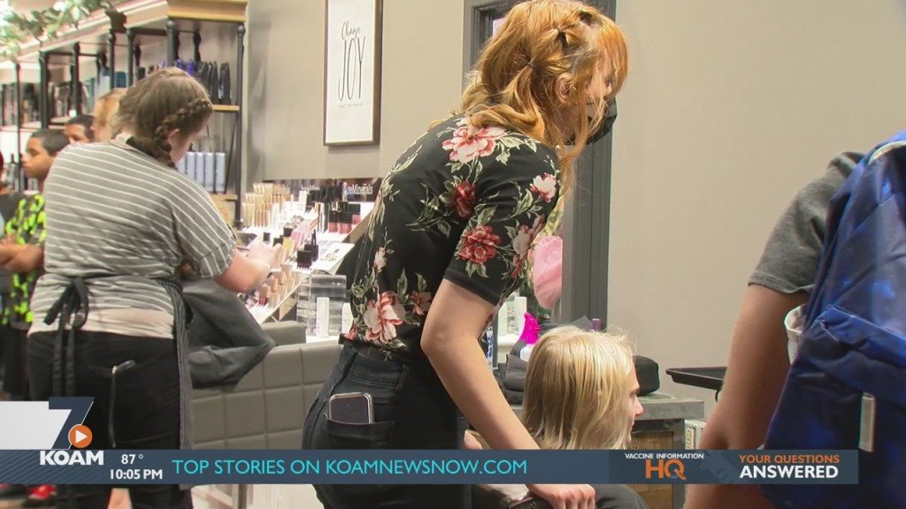 Two Joplin Businesses Teamed Up To Get Kids Ready To Head Back To The Classroom