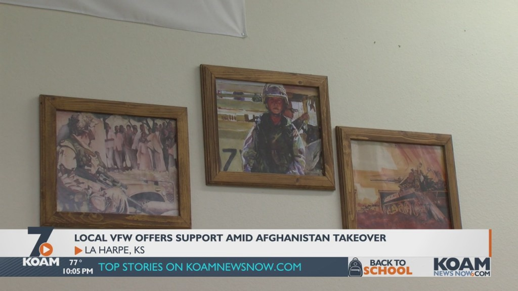 Following The News Of The Taliban's Takeover Of Afghanistan, Many Veterans Are Struggling To Process How The Situation Played Out