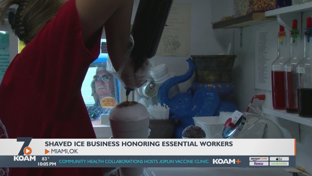 A Miami Business Is Getting Into The Spirit Of Loving Local And Honoring Local Healthcare And Education Workers In The Community