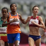 Olympics Latest: Runner Falls, Gets Up And Wins 1,500m Heat
