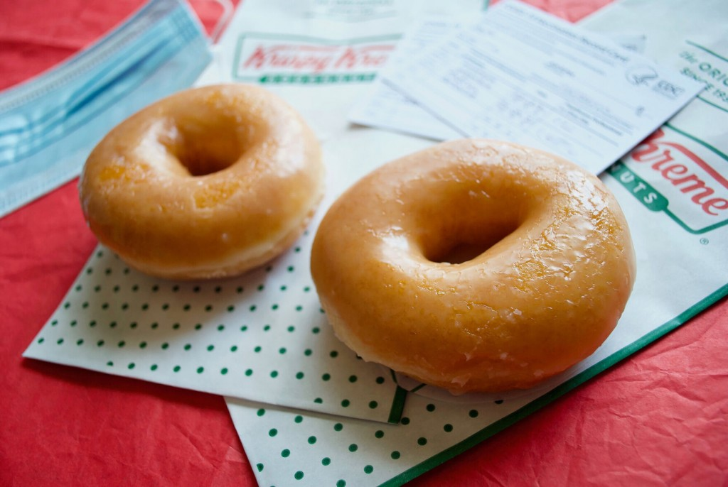 Krispy Kreme Is Sweetening Its Free Doughnut Promotion For Vaccinated People