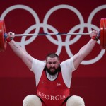 Olympics Latest: Talakhadze Lifts 3 World Records For Gold